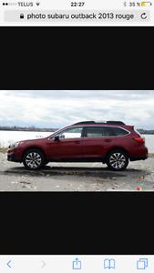 2013 Subaru Outback 3.6R Limited cuir Familiale