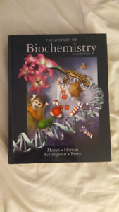 Principles of biochemistry - 5th edition