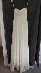 Brand New Davids Bridal Wedding Dress