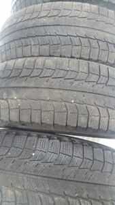 """Set of - 4-225/65/17"""" Michelin tires"""