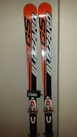 skis Blizzard World Cup GS 170cm + Marker Comp