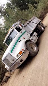 **International Dump Truck**