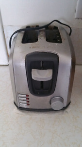 Black&decker toaster