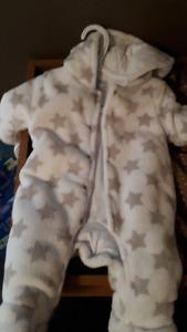 Vêtements hiver unisexe bébé