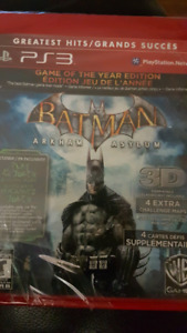 PS3 - Batman Arkham Asylum