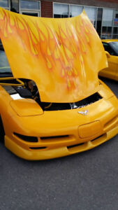 1998 C5 Chevrolet Corvette custom Coupe (2 door)