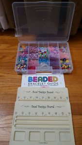 Bead Jewelry Making kit for kids