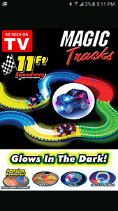 magic track brand new in box 2 sets perfect for easter