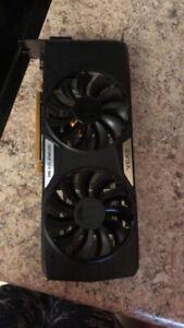 GTX 960 EVGA 2GB GPU