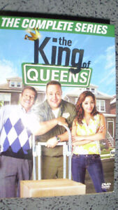 KING OF QUEENS - DVD - THE COMPLETE SERIES for Sale