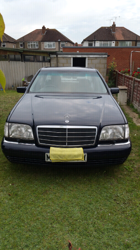 Mercedes W140 S320 limo auto | in Greenford, London | Gumtree