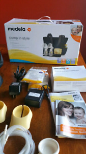 Medela breast Pump in Style
