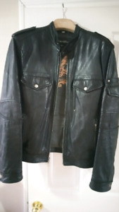 Jacket en Cuir Large