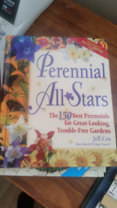 Gardening book all on perennials