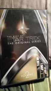 star trek series/ seasons dvd/ blu ray bundle