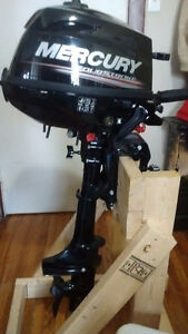 BRAND NEW MERCURY 2.5HP OUTBOARD