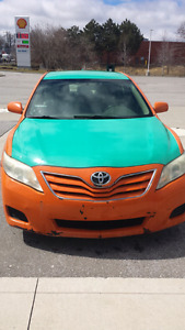 Toyota camry 2011 EX  taxi for sale