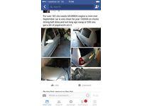 Clio 182 spares repairs needs gear box