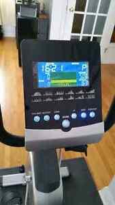 Recumbent bike velo stationnaire de centre d'entrainement