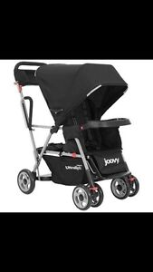 Joovy caboose ultralight sit and stand