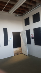 Studio/Artist Space at Warden & Lawrence – Hydro & WiFi included