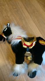 Toy champion horse
