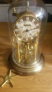 Vintage Seth Thomas Anniv.  Clock Kienneger & Obersfell Germany