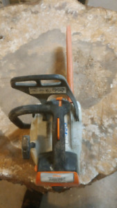 Stihl ms150 climbing saw