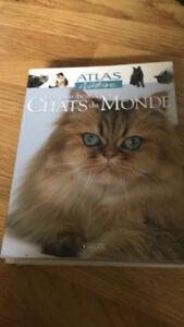 Livres sur races de chats