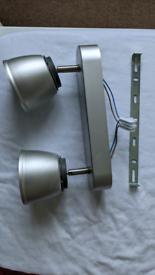LED Ceiling spotlight lights (warm) from Homebase
