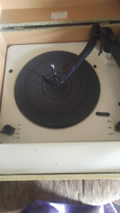 SEABREEZE Vintage record player