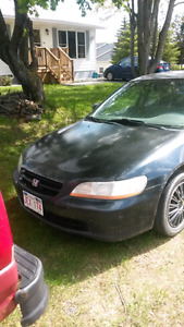 Honda accord 2000 for sale  SOLD!!