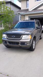 2003 ford explorer SLT