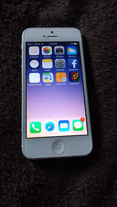 iPhone 5 16gb Virgin/Bell
