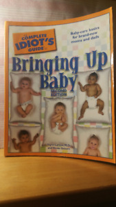 Bringing Up Baby parenting book
