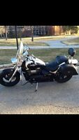 2009 Suzuki Boulevard mint condition