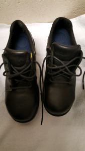 Leather Safety Work Shoes.