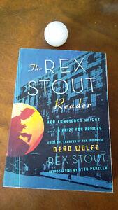 The Rex Stout Reader, 2007 Kitchener / Waterloo Kitchener Area image 1
