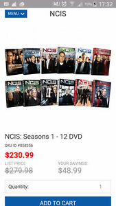 NCIS seasons 1-11 criminal minds seasons 1-5 Kitchener / Waterloo Kitchener Area image 3