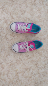 Girls Converse shoes