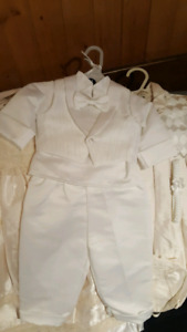 New Baby Christening or baptism  Suits