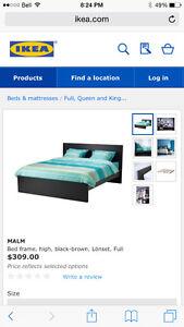 IKEA Malm bed frame - full