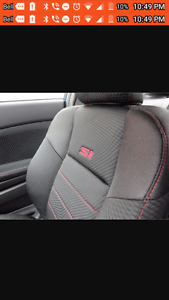 2 front heated seats out of a 2013 civic si mint condition