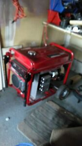 want to Trade new mid range generator for enclosed Trailer