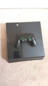 PS4 500GB with 1 Controller