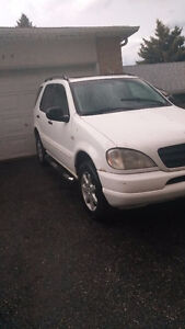 Mercedes ml430 for sale or TRADE. mint condition. new parts