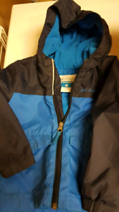 Boys 3T Columbia fall spring jacket