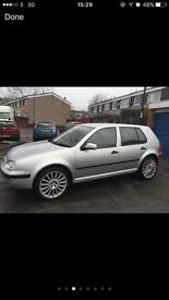 Vw Golf mk4 swap small engine
