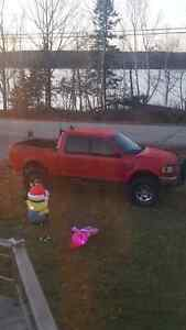 03 f150 good woods truck or little tlc for road