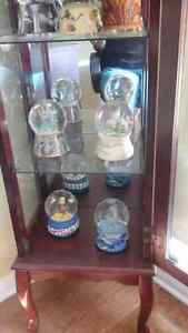 musical globes collection and display armoire Gatineau Ottawa / Gatineau Area image 3